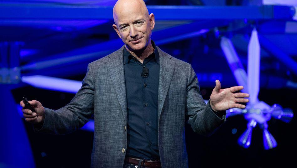 Jeff Bezos: Hunderte Millionen Dollar für Umweltschutzorganisationen