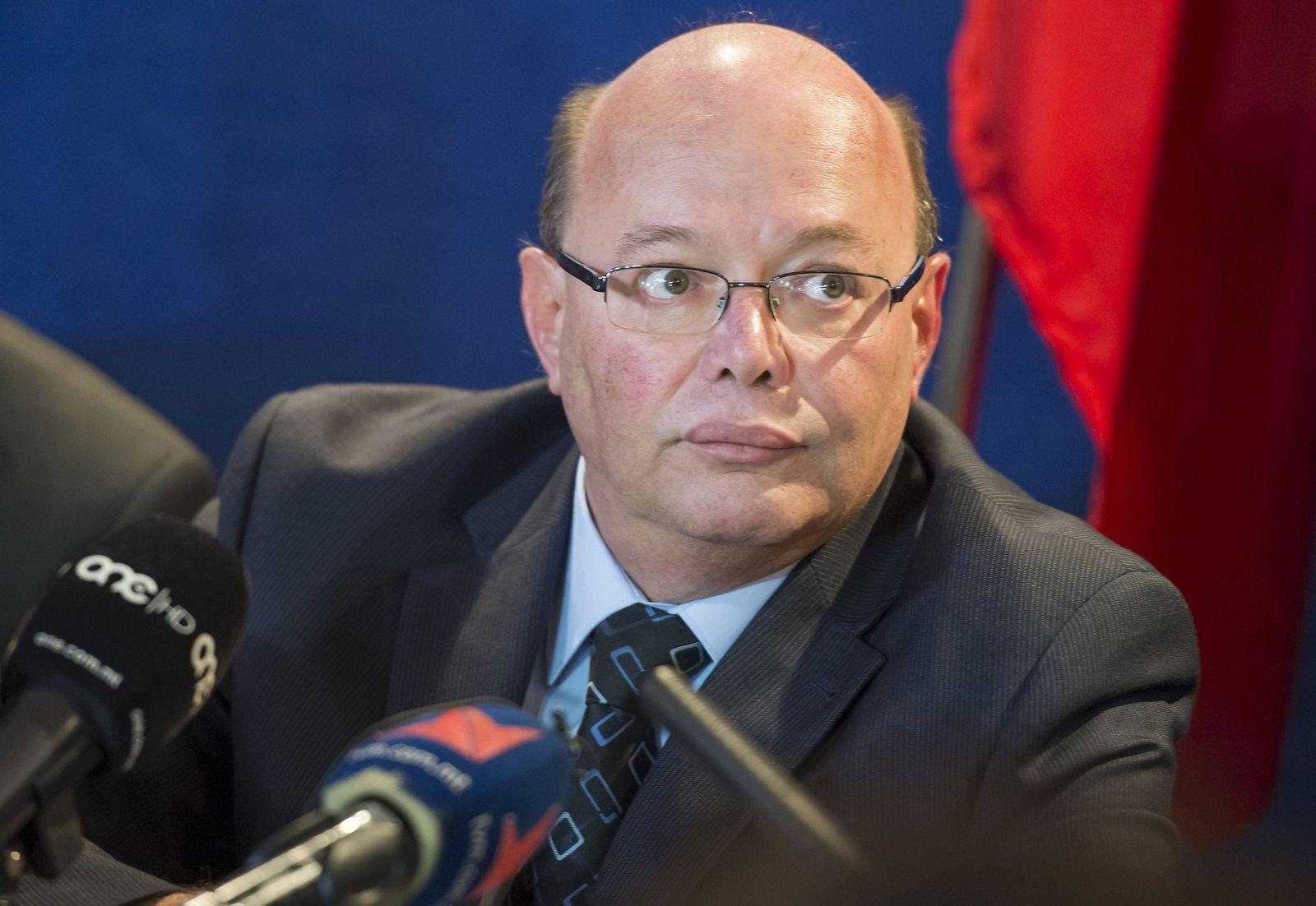 Bisheriger maltesischer Polizeichef Lawrence Cutajar