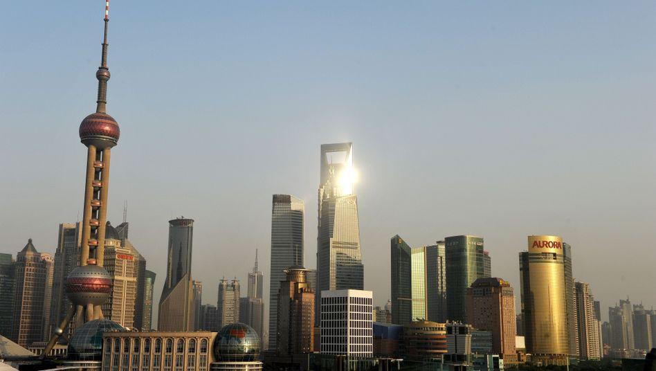 Shanghai: Nur wenige deutsche Schüler lernen die Sprache der Wirtschaftsweltmacht
