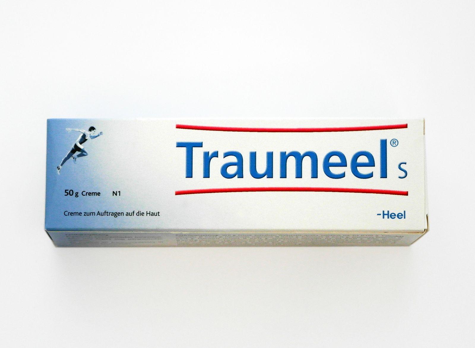 Medikamentencheck/ Traumeel S