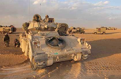 """""""Bradley""""-Panzer der US-Armee: Tödliche Schüsse auf Frauen und Kinder"""