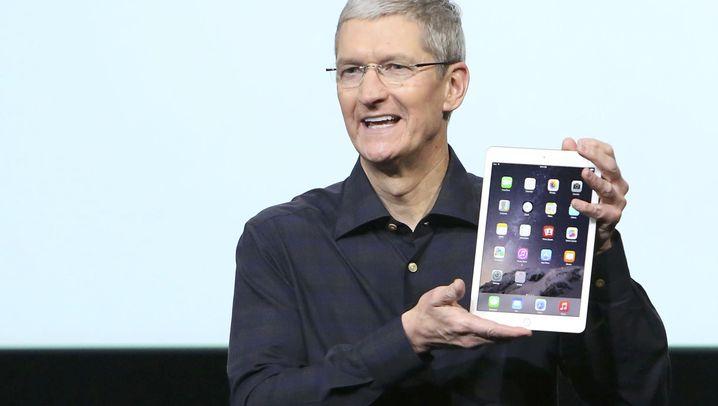 Neue Apple-Gadgets: Das sind die neuen iPads und iMacs