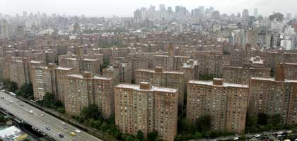 """Mittelklasse-Oasen Peter Cooper Village und Stuyvesant Town: """"Die Gelegenheit, 11.000 Wohnungen in einer so tollen Gegend zu kaufen, hat man vielleicht nur einmal pro Generation"""""""