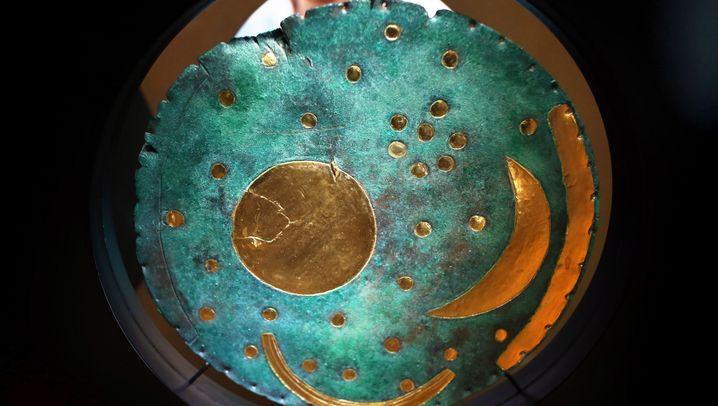 Mond-Archäologie: Zeitmesser der Bronzezeit