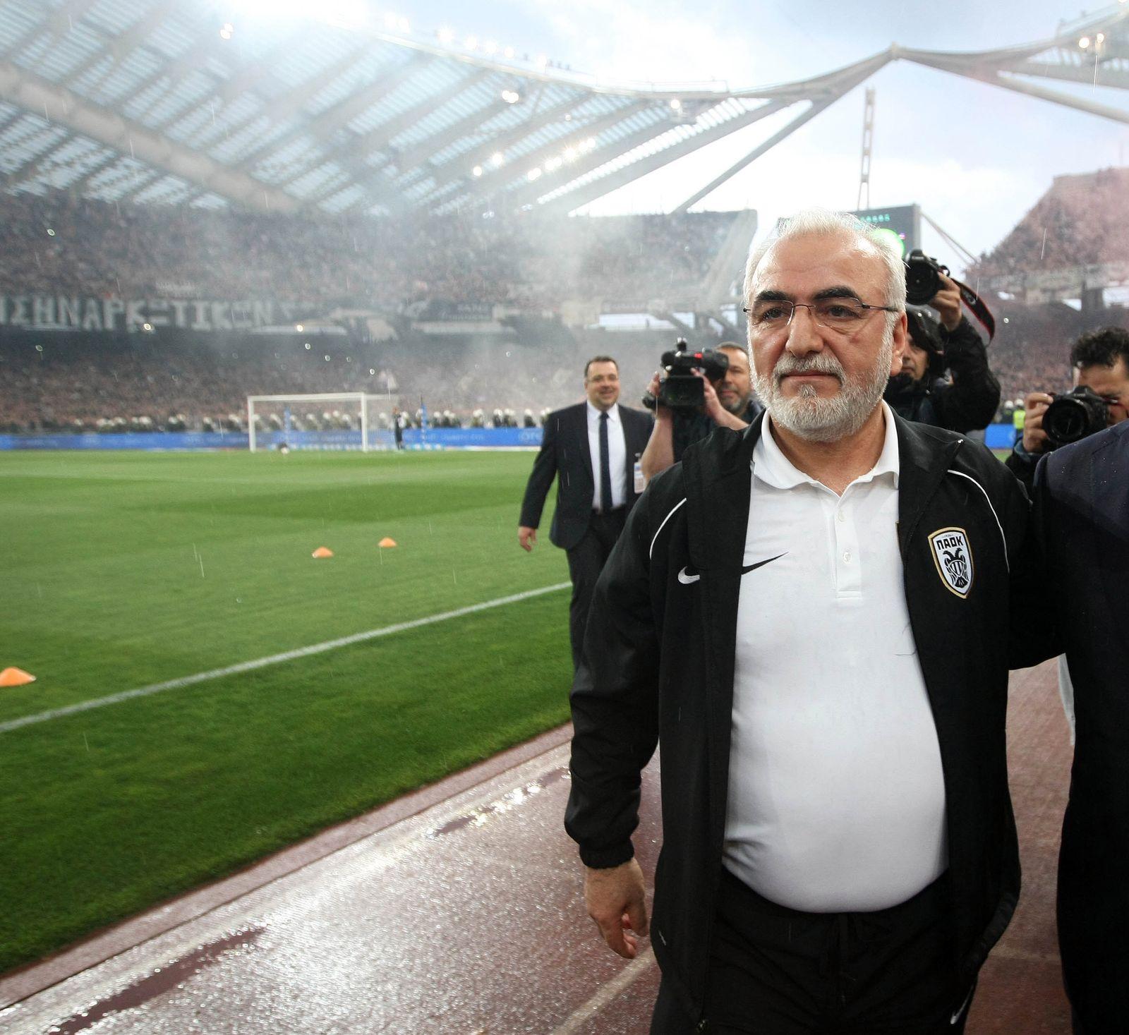 NICHT MEHR VERWENDEN! - Ivan Savvidis / Paok FC