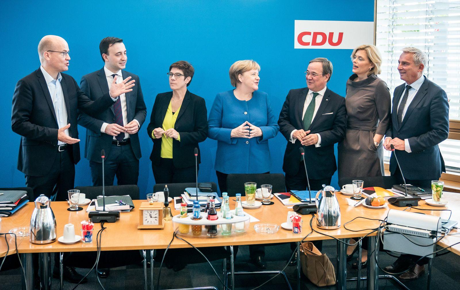 CDU - Bundesvorstand