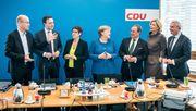 CDU findet Kompromiss - Geschlechterparität für 2025 angestrebt