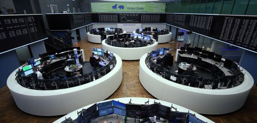 Dax und Dow Jones: Börsen stoppen Erholungsphase