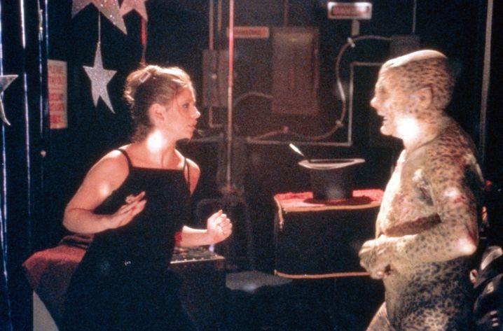 Szene aus »Buffy«: What would Buffy do?