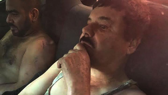 "Mexiko: Die Festnahme von ""El Chapo"""