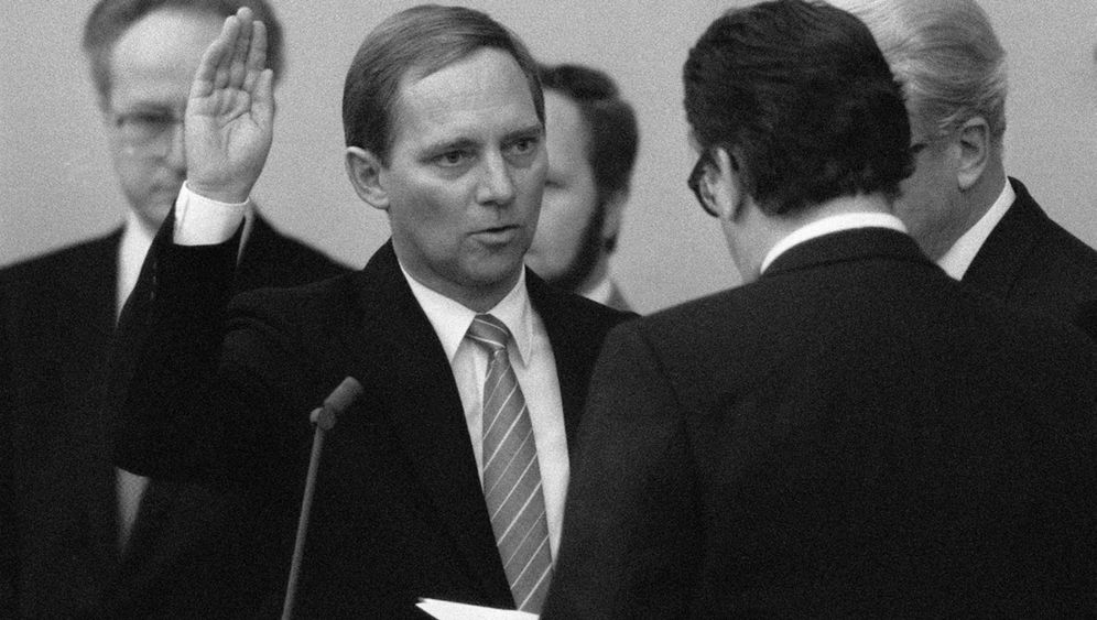 Photo Gallery: Schäuble Talks About His Life in Politics