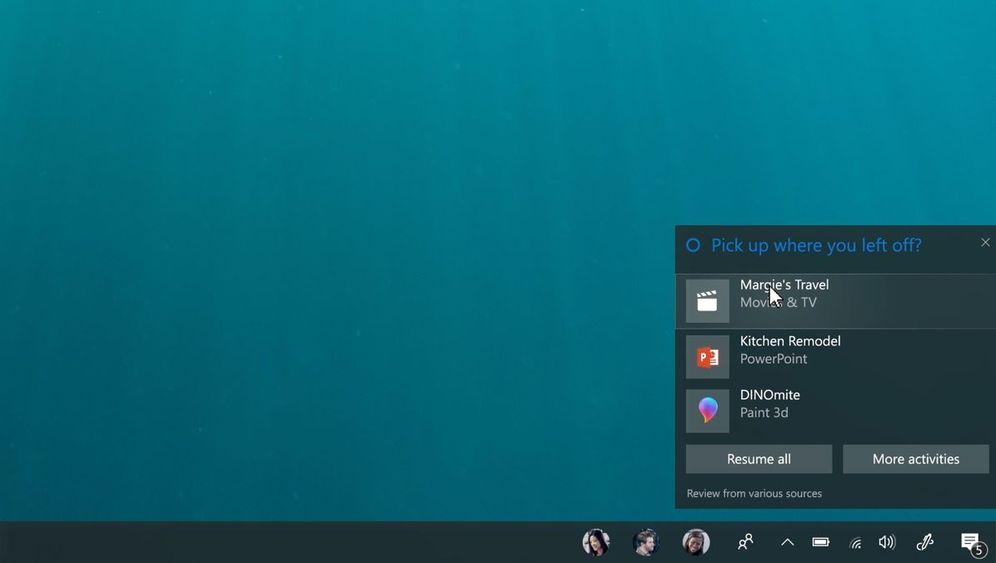 Windows 10: So sieht das Fall Creators Update aus