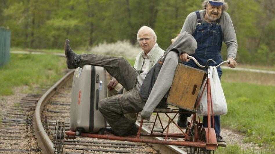 Szene aus »Der Hundertjährige, der ...«