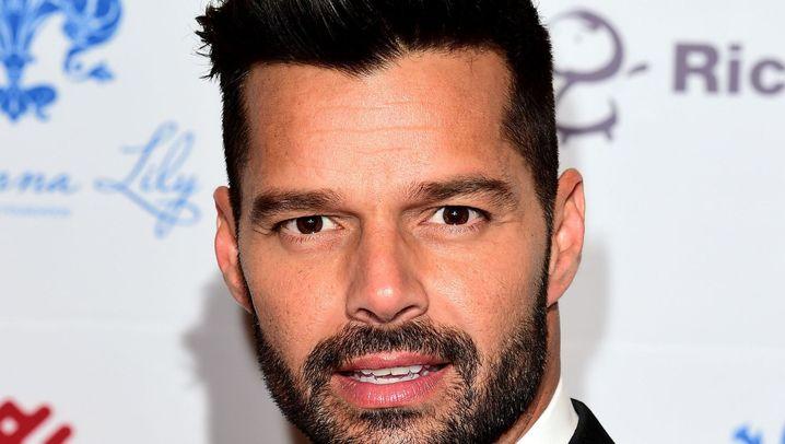 Ricky Martin: Der großzügige Sänger