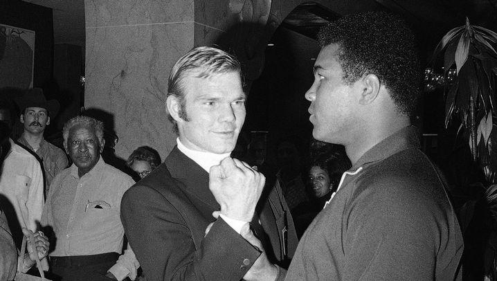 Der Kampf meines Lebens: K.o. durch Muhammad Ali