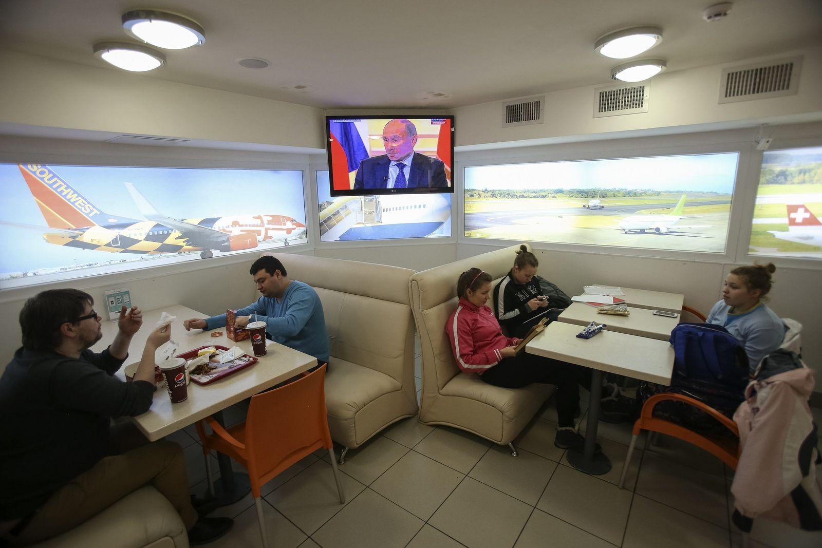 Putin Ukraine