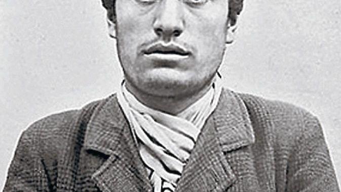 Mussolini 1903