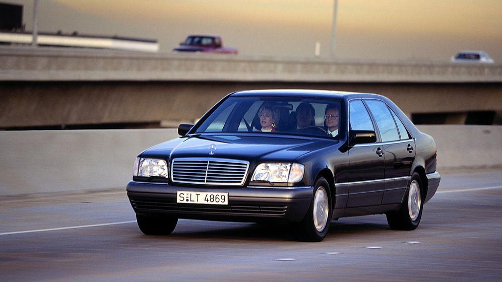 Mercedes S-Klasse W140: Wie aus einem Guss