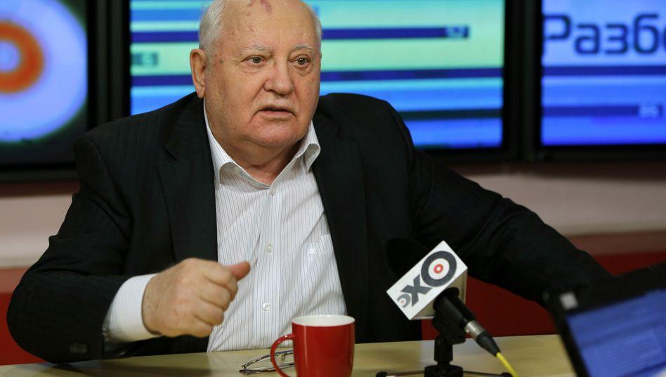 Michail Gorbatschow (Archivbild): Viele Russen haben ihn nie verstanden
