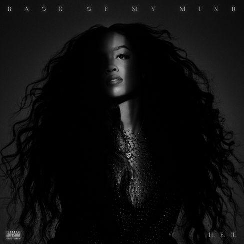 "Album-Cover von ""Back Of My Mind"""