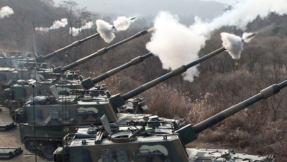Militärübung in Südkorea: Seouls Mega-Manöver