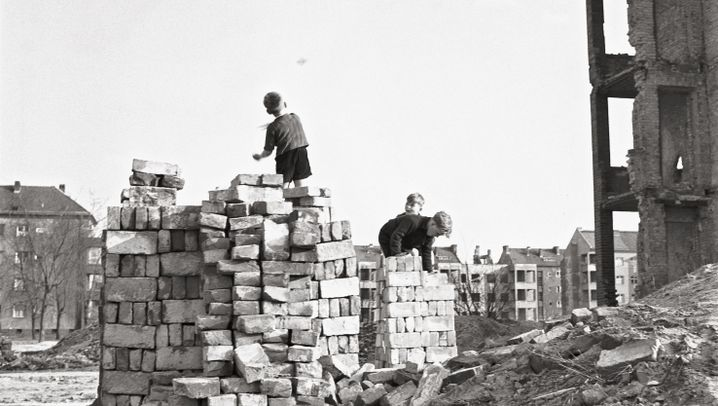 Berlin nach dem Krieg: Zwischen Zerstörung und Zuversicht