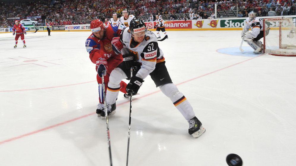Eishockey-WM: DEB-Team verspielt Führung