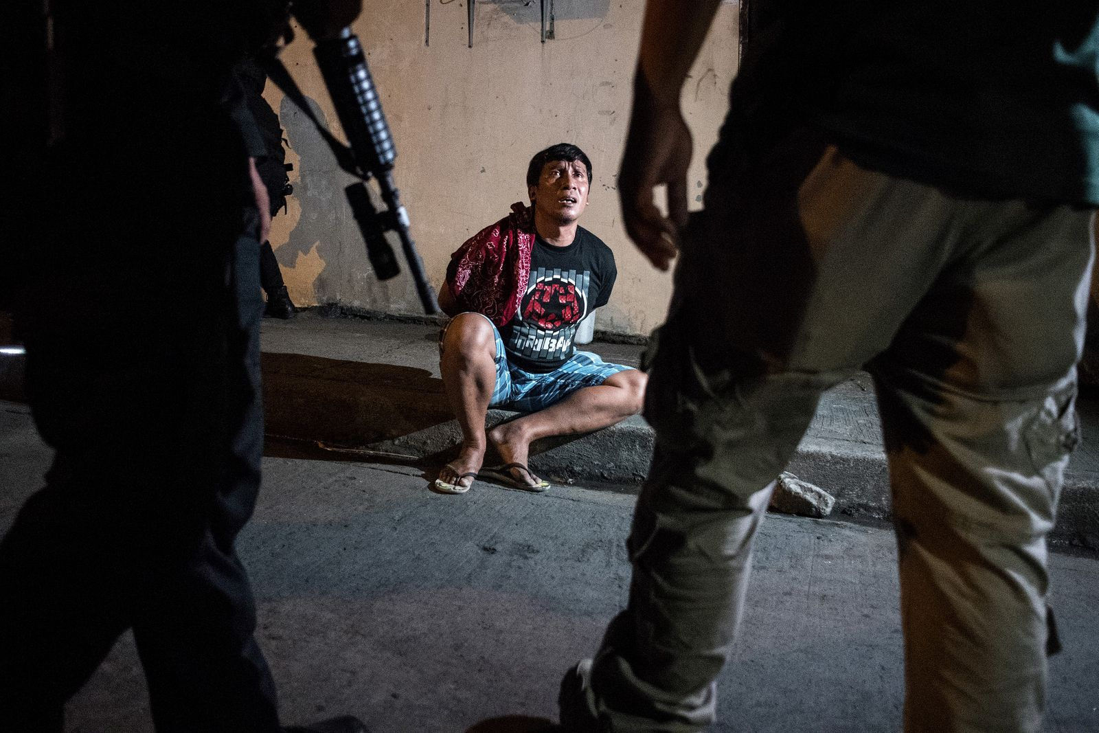 TOPSHOT-PHILIPPINES-CRIME-DRUGS