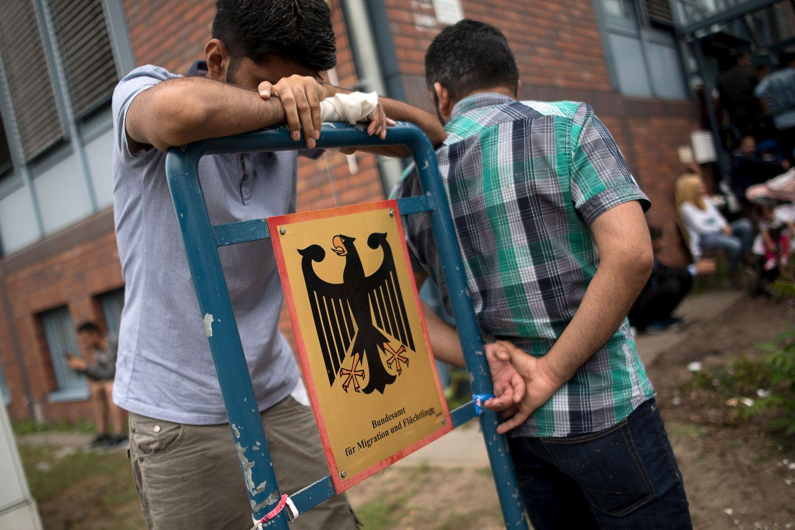 Bundesamt für Migration und Flüchtlinge / BAMF