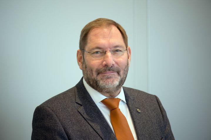 Polizeigewerkschafter Jörg Radek