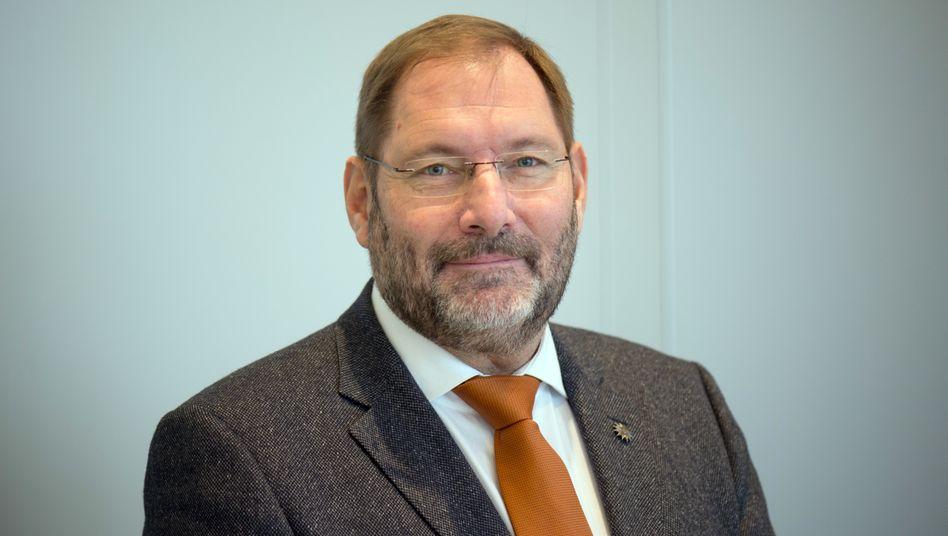 Jörg Radek (Archivbild): Vizechef der Gewerkschaft der Polizei (GdP)