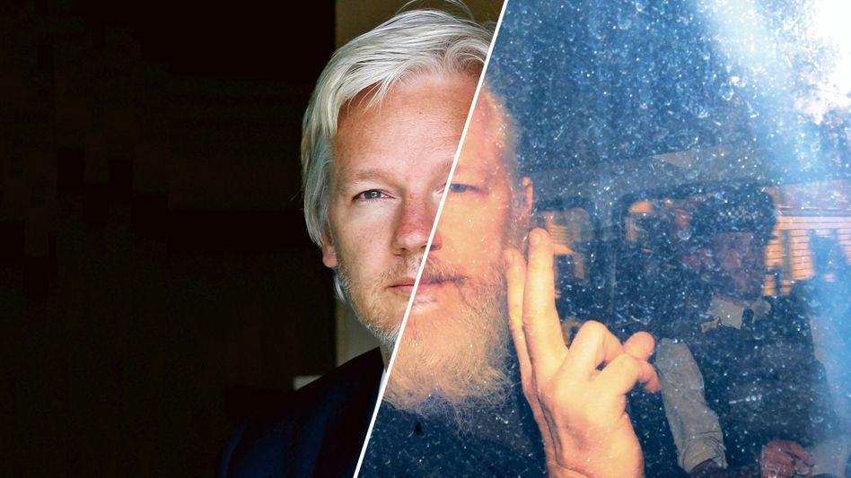"""Enthüller Assange 2011, 2019:""""Wenn du schlauer bist als andere, entwickelst du ein enormes Ego"""""""