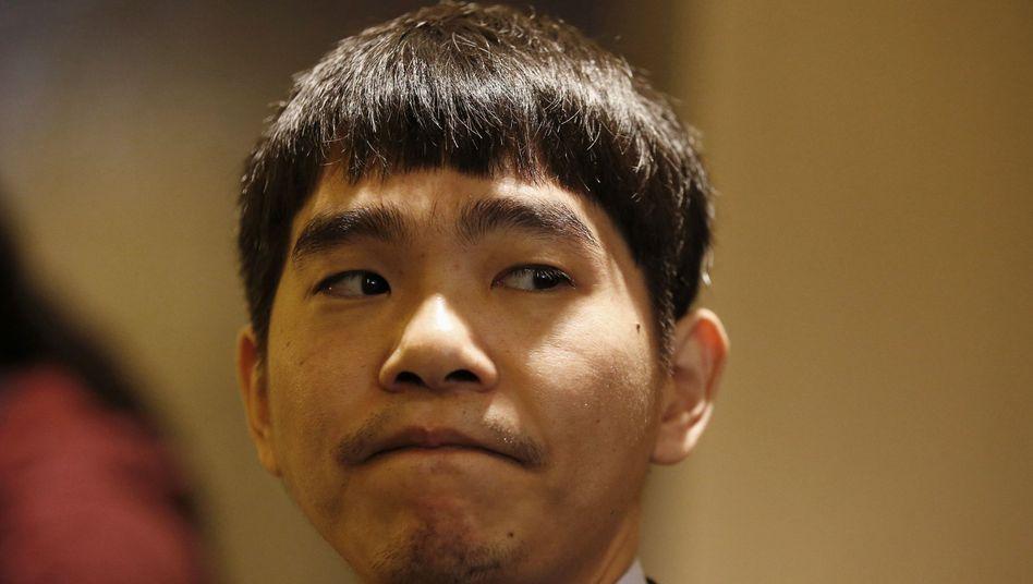 Go-Profi Lee Sedol