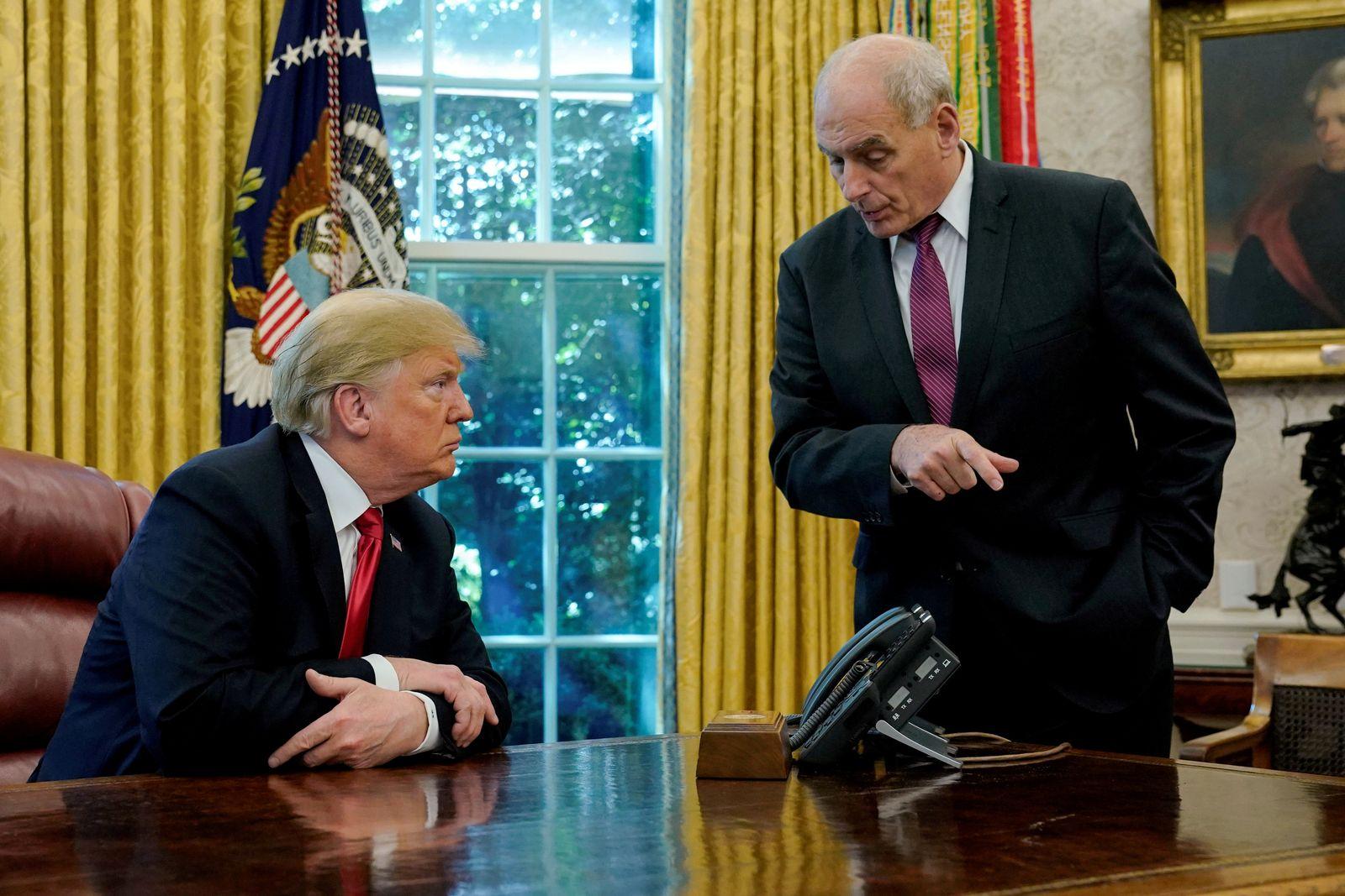 Trump Kelly