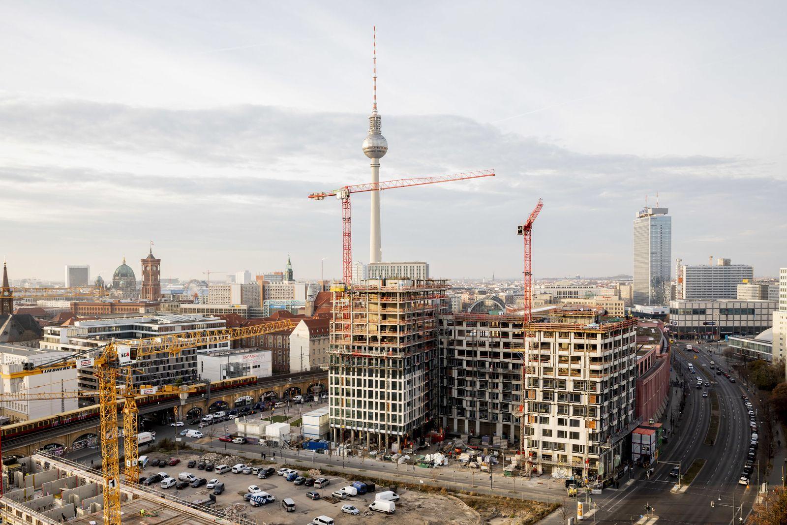 Wohnungsbau/ Berlin