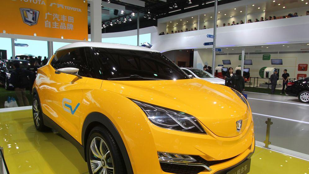 Elektroautos in Shanghai: Fortschritt mit Kriechstrom