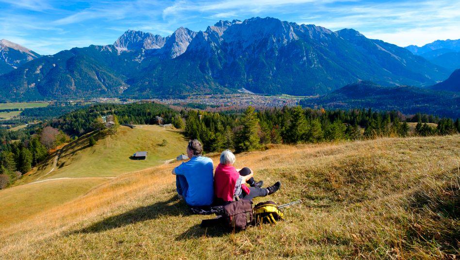 Nach mehr als 30 Jahren in China, Thailand und Vietnam hat Jürgen Braunbach sich die bayerischen Alpen als neue Heimat ausgesucht