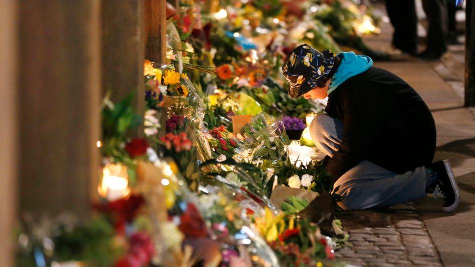 Trauer in Kopenhagen: Anschläge nicht unerwartet