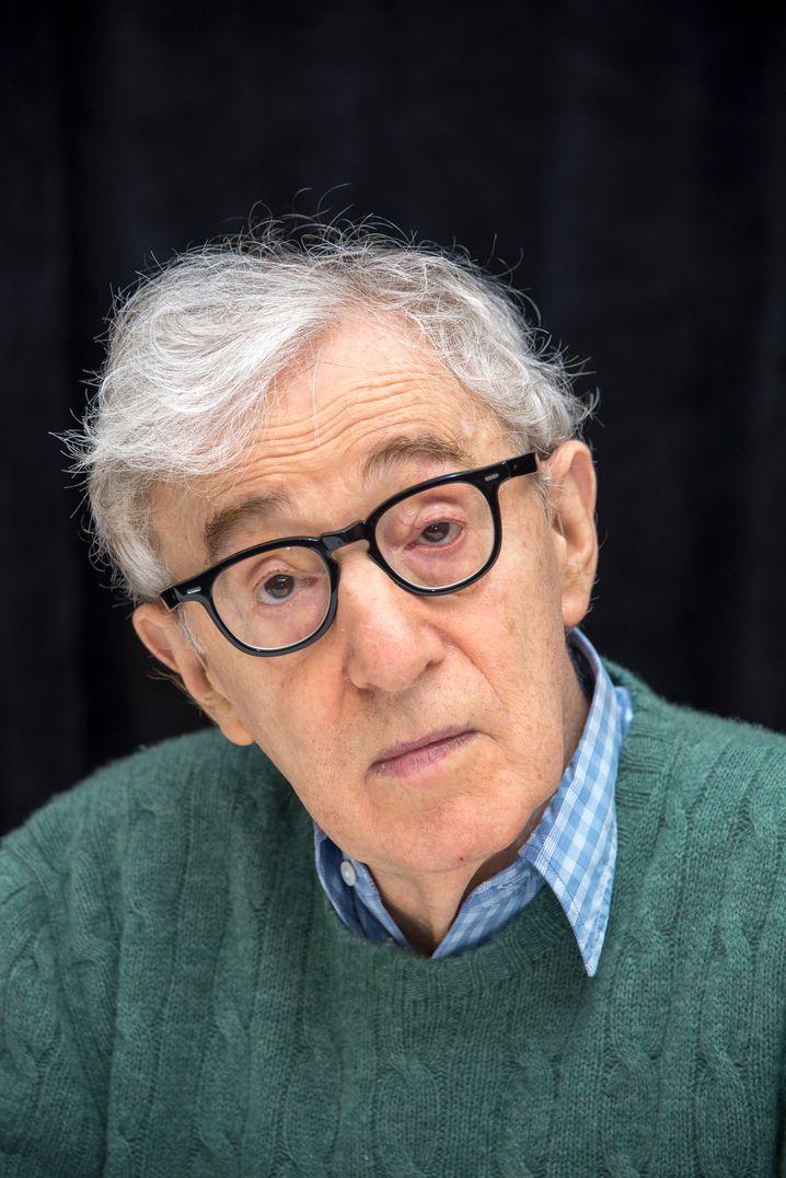 Woody Allen wird seit Jahren sexueller Missbrauch vorgeworfen