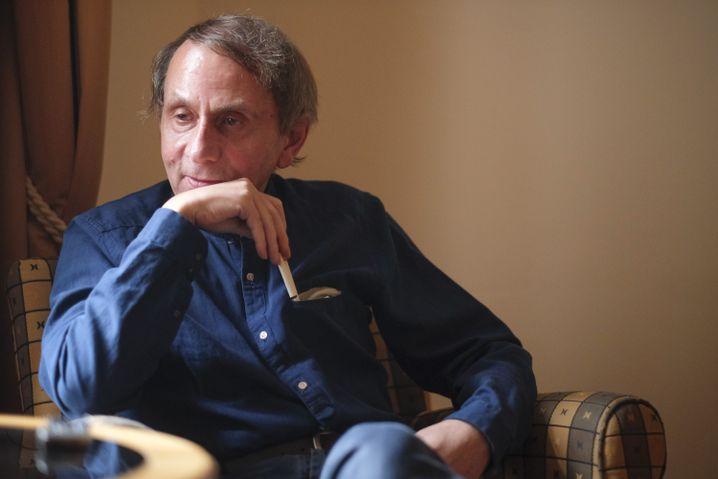 """Romancier Houellebecq: """"Nicht Teil des Geschäfts der Meinungsproduktion"""""""