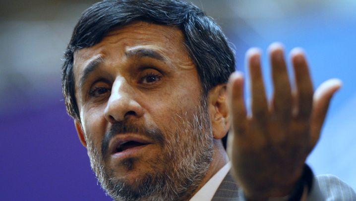 """Irans früherer Präsident Ahmadinedschad: """"Der Irre aus Teheran"""""""