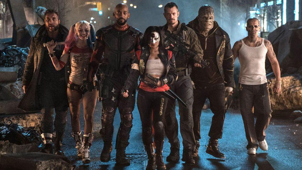 """""""Suicide Squad"""": Harley und die Langweiler"""