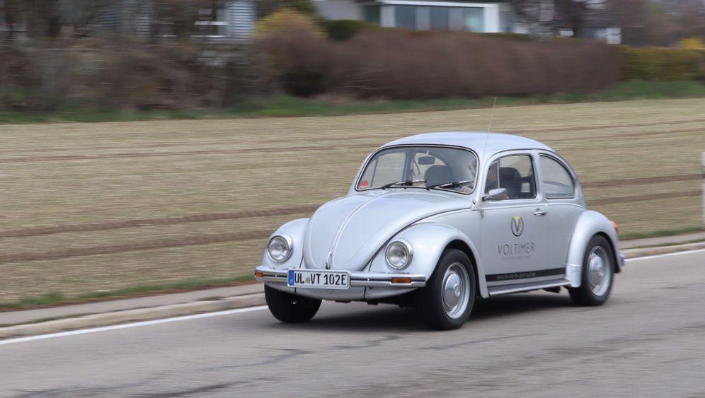 Umrüstung auf Elektro: Neues Leben im alten Auto