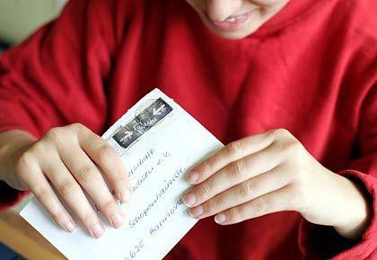 Briefsendung: Im Zweifelsfall nicht geheim