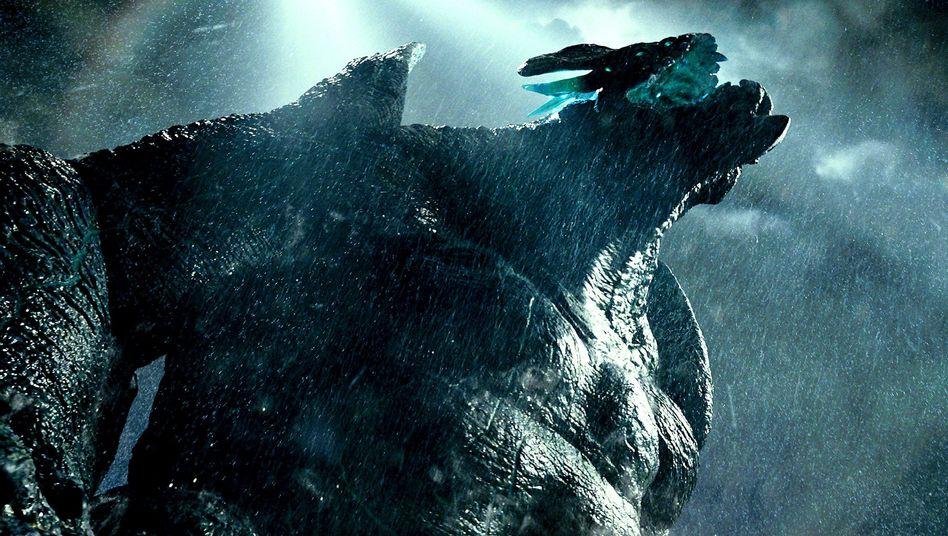 """Kino-Spektakel """"Pacific Rim"""": Mega-Roboter verkloppt Mega-Monster"""