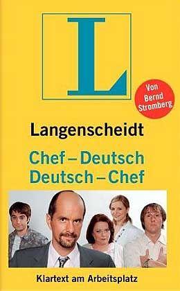 """Langescheidt-Taschenbuch """"Chef- Deutsch/Deutsch - Chef"""": Stromberg sorgt für Bestseller"""