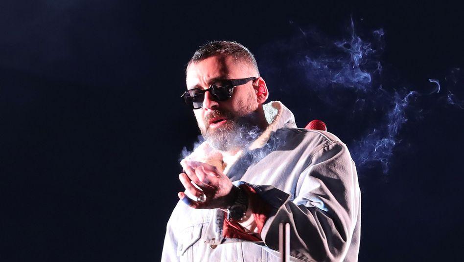 Rapper Sido: sagt eigentlich nichts - und doch ziemlich viel Übles