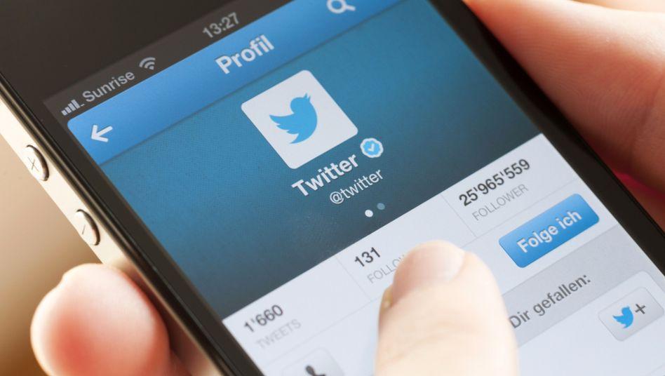 Twitter-Symbolbild