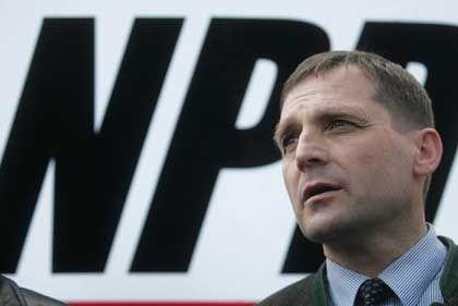 """NPD-Mann Udo Pastörs: """"Stolze und frohe Menschen"""""""