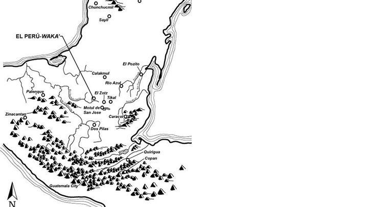 Fund in Maya-Grab: Der König mit den roten Knochen